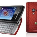 Sony Ericsson Xperia X10 Mini pro red passion Libre