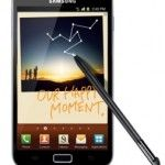 Samsung Galaxy Note N7000 libre
