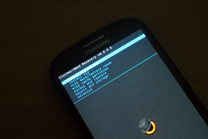 CWM-Recovery-Android