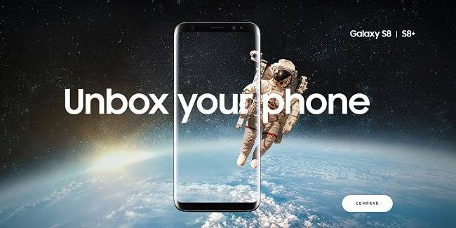 Nuevo Galaxy S8 disponible