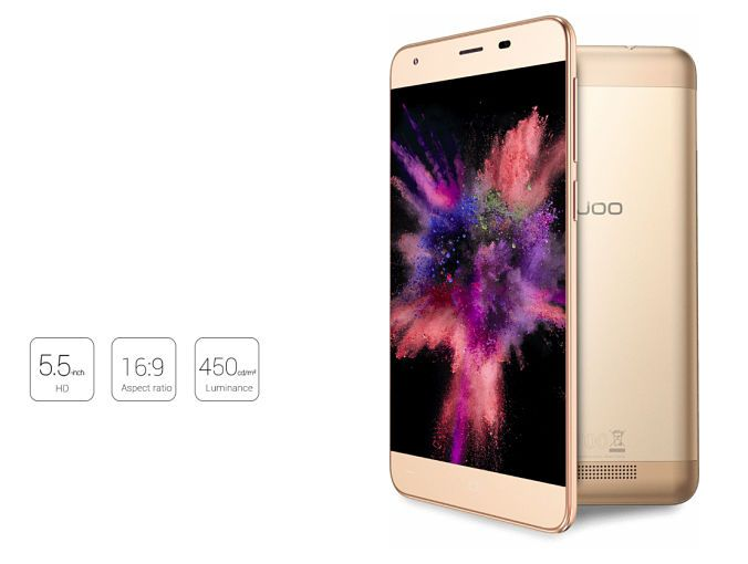 Innjoo Fire 2 Plus LTE con giroscopio