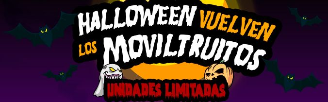 Halloween Moviltruitos