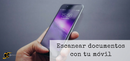 como escanear documentos con samsung s9
