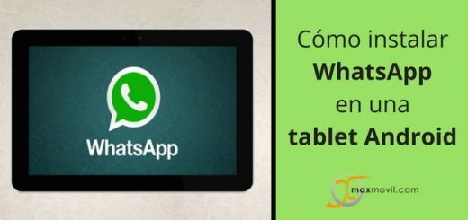 Cómo instalar WhatsApp en una tablet Android