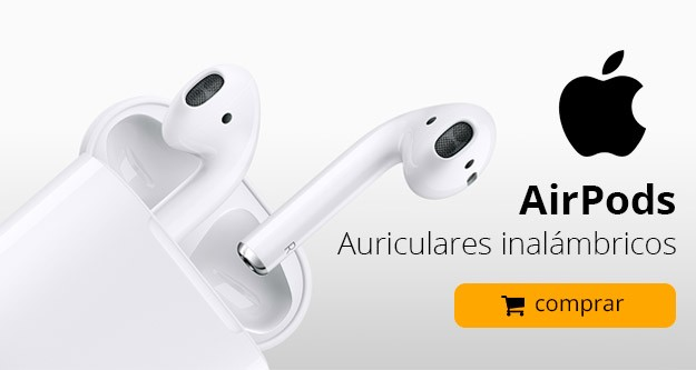 Comprar Apple AirPods