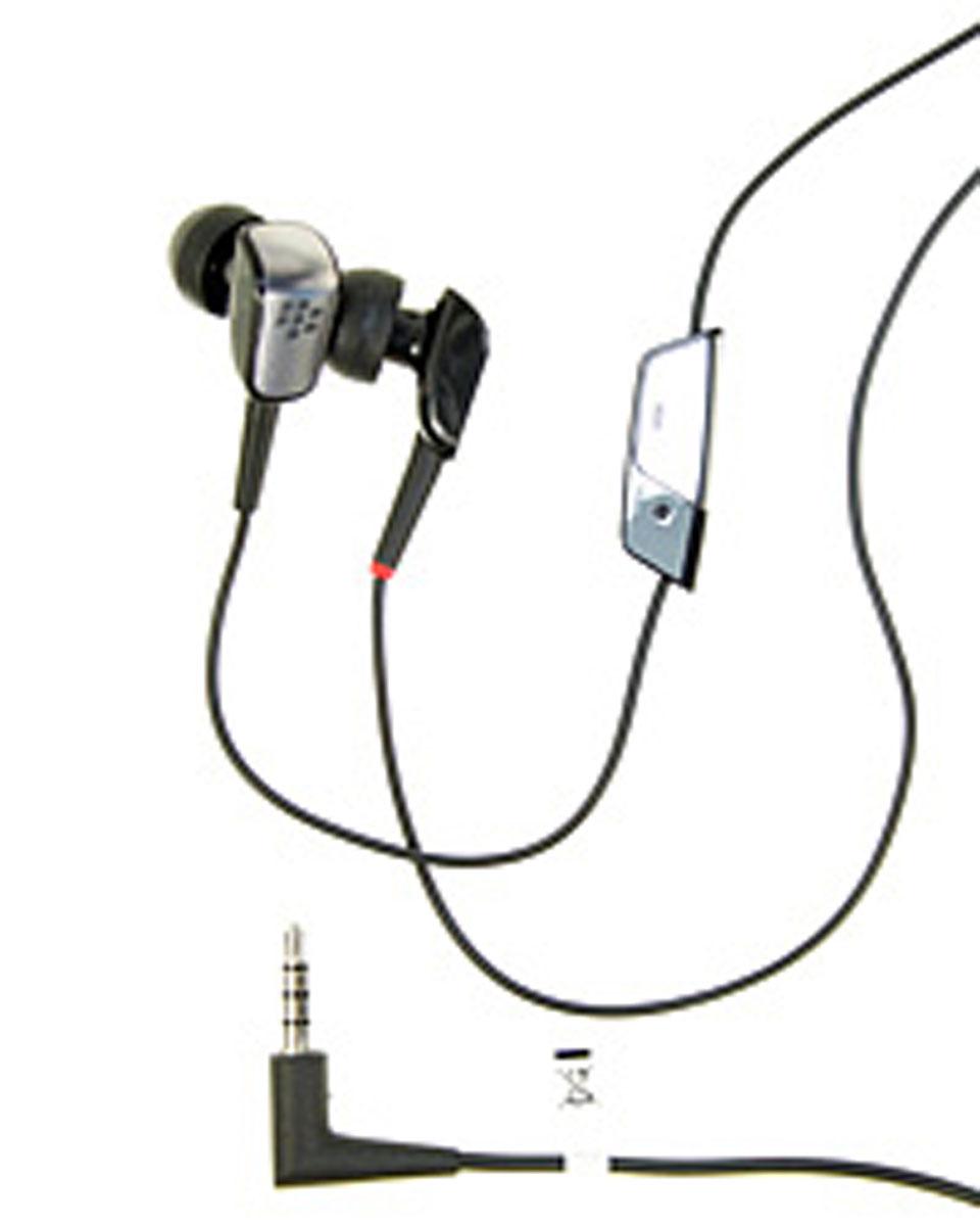 Auriculares estereo blackberry 9500/storm hdw-15766-005