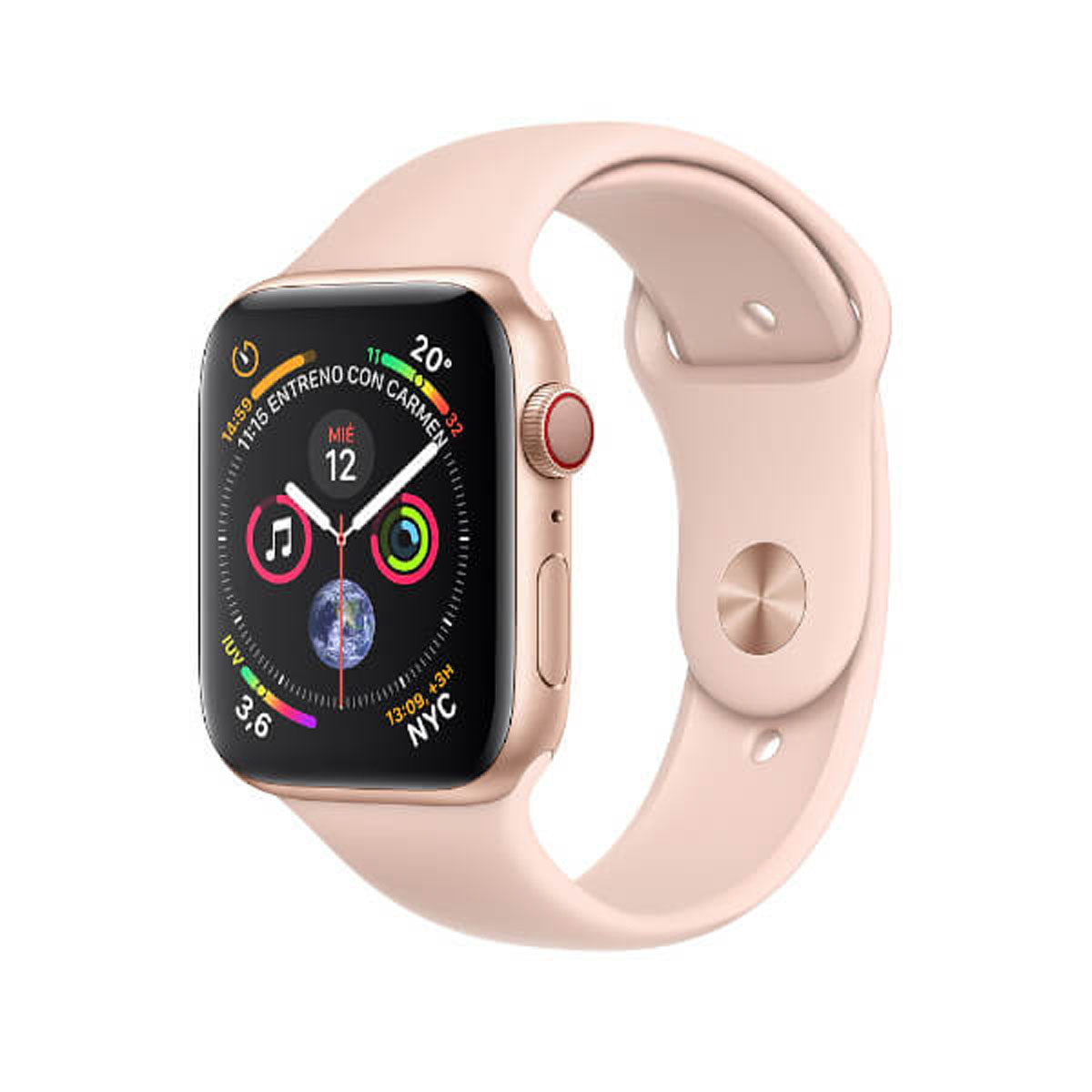 Apple watch series 4 gps+cellular 4