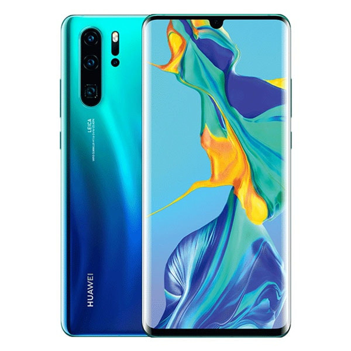 Huawei p30 pro 8gb/128gb aurora dual