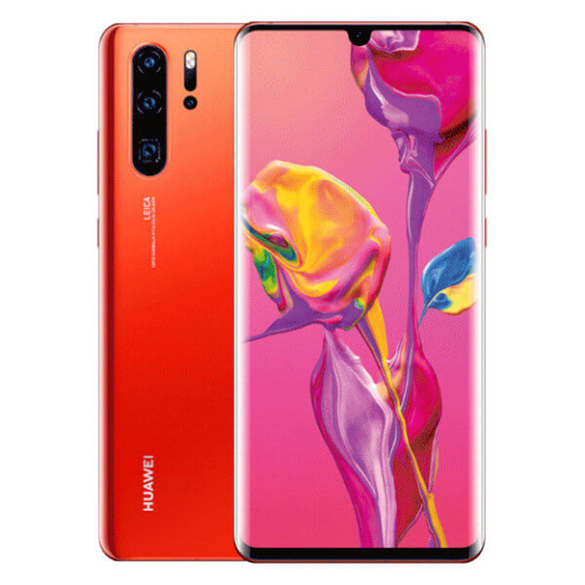 Huawei p30 pro 8gb/128gb amber sunrise