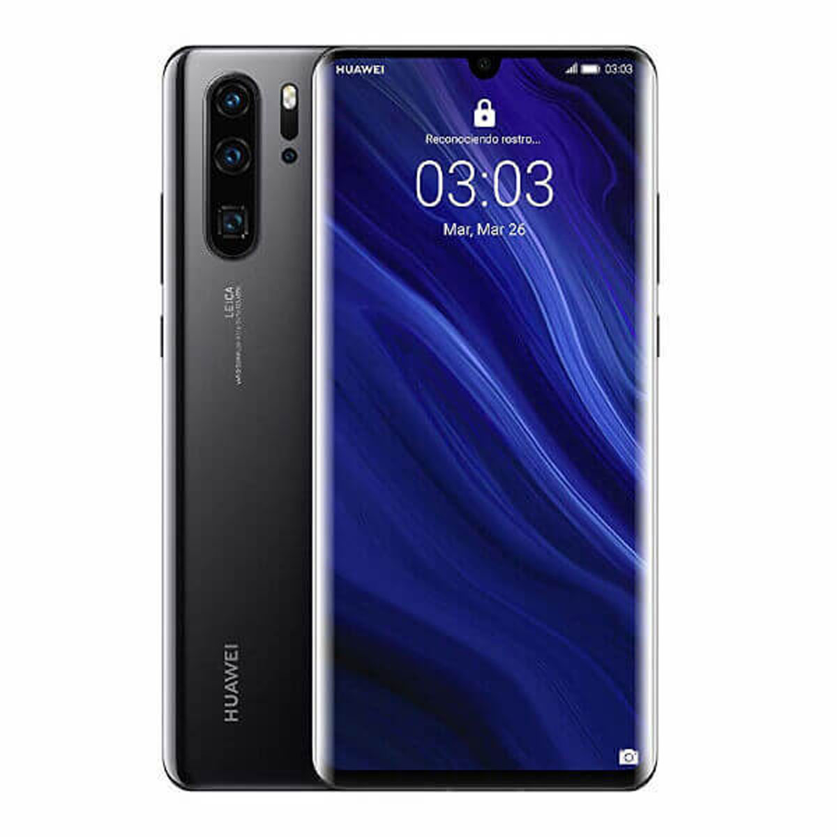 Huawei p30 pro 8gb/128gb black dual