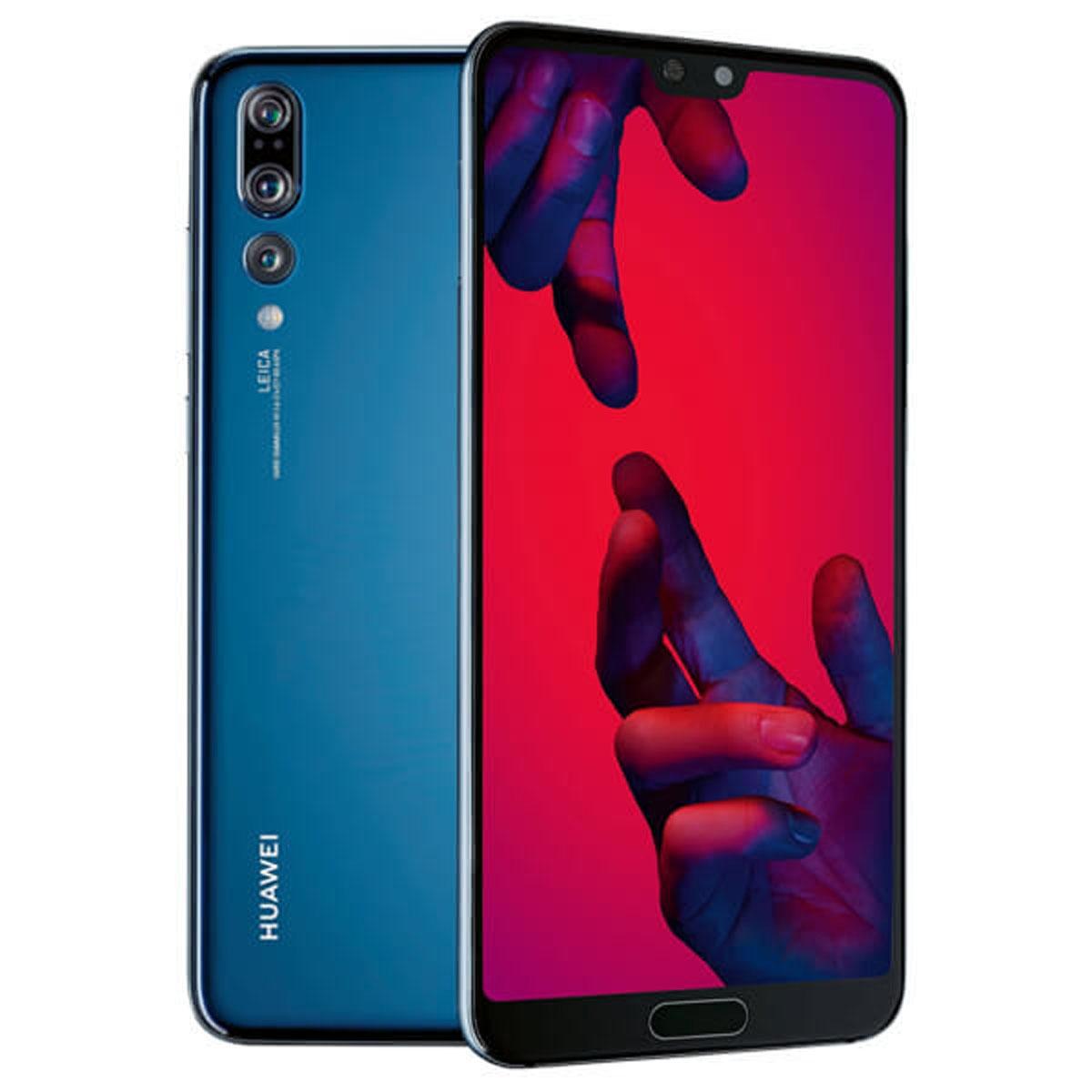 Huawei p20 pro 6gb/128gb azul single