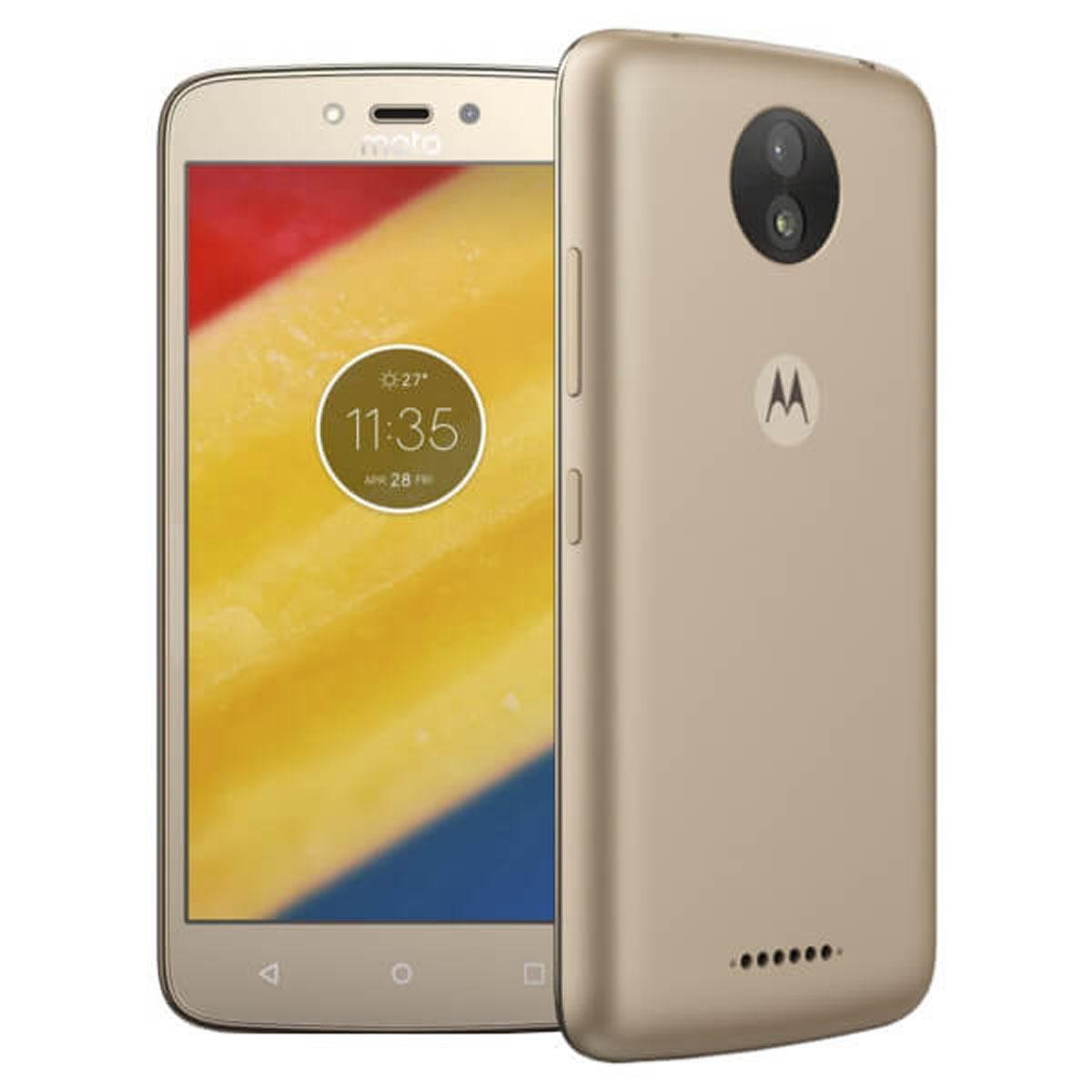 Motorola moto c plus oro 2gb/16gb