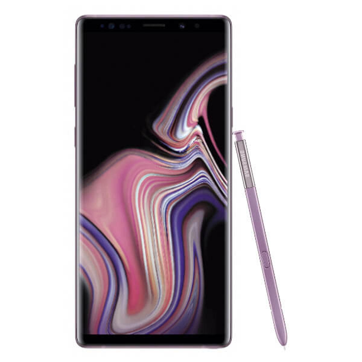 Samsung galaxy note 9 6gb/128gb morado