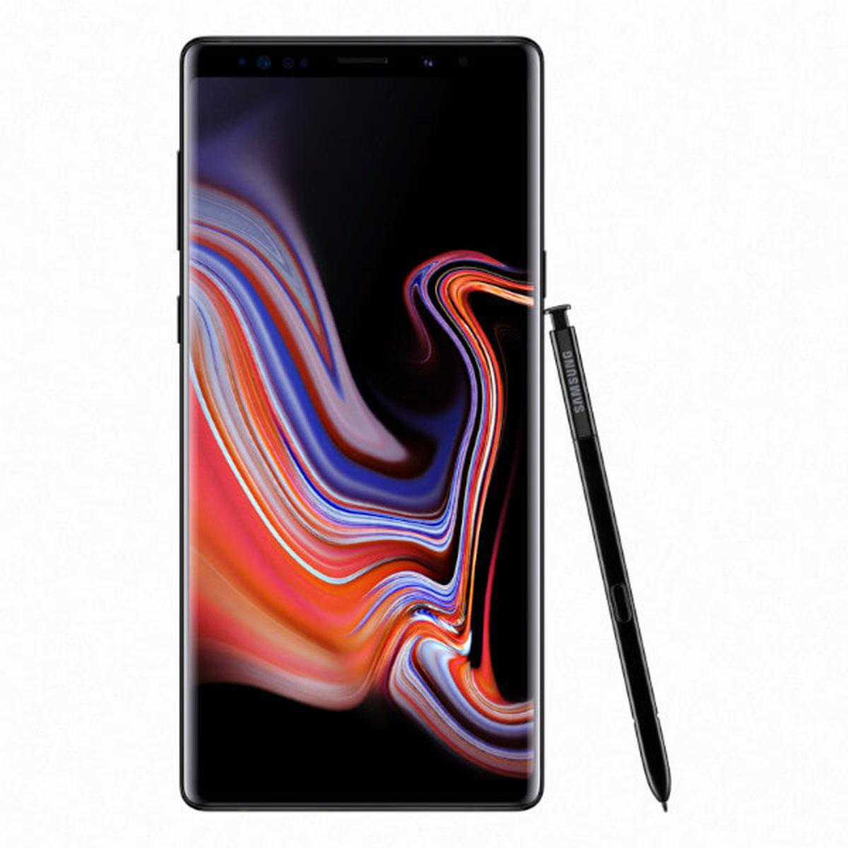 Samsung galaxy note 9 6gb/128gb negro