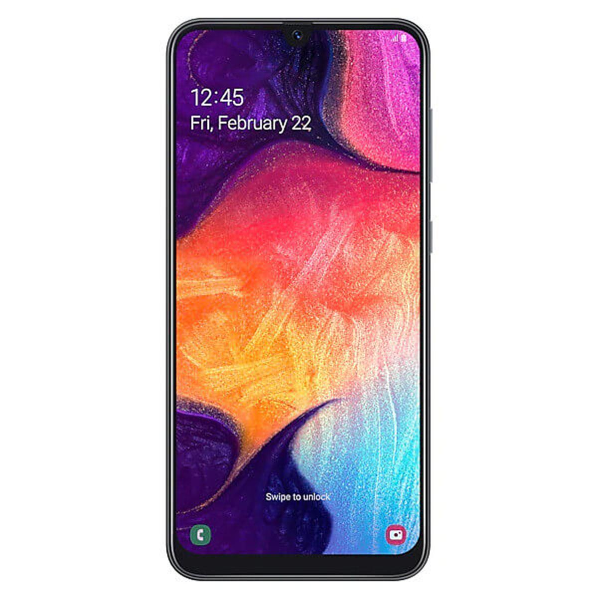 Samsung galaxy a50  4gb/128gb negro dual