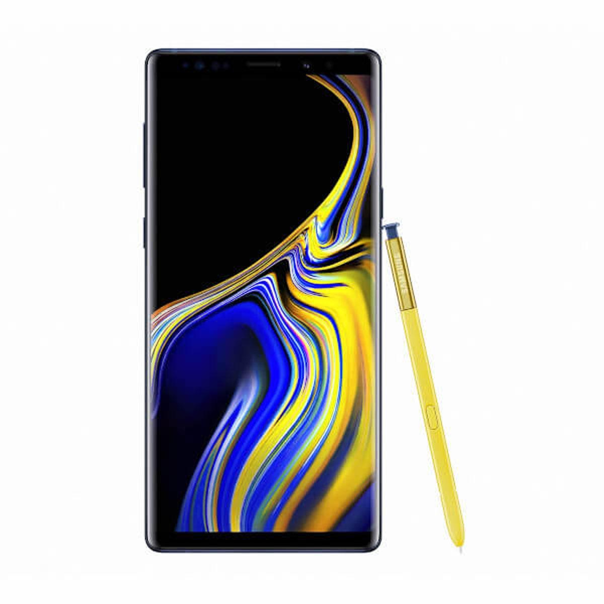 Samsung galaxy note 9 8gb/512gb ocean