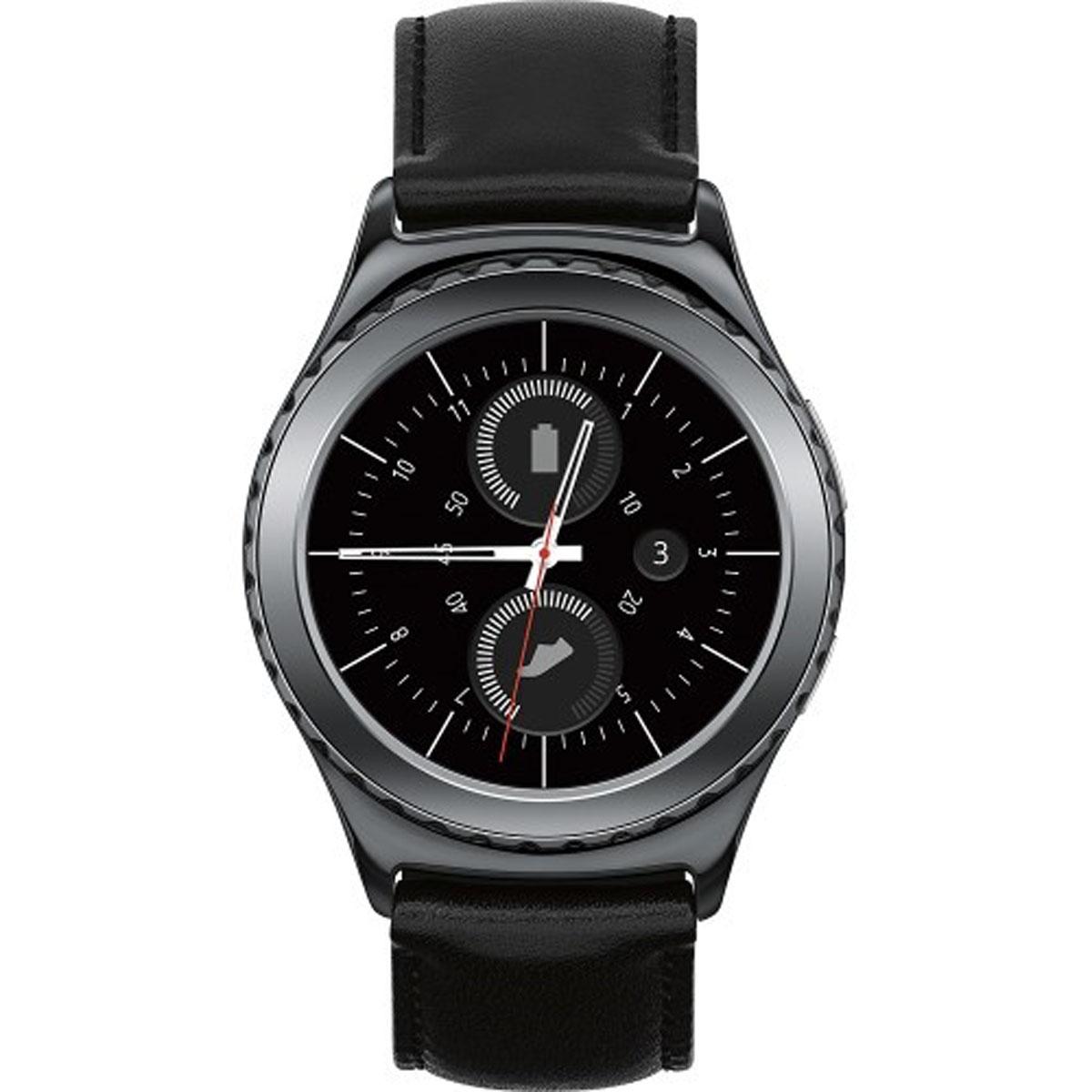 Samsung Gear S2 Classic SM-R7320 Black
