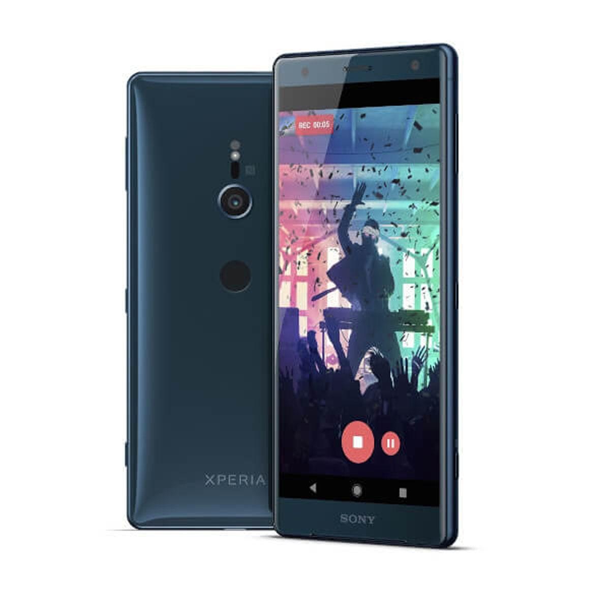 Sony xperia xz2 4gb/64gb single sim