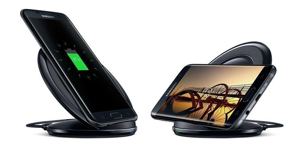 Cargador inalámbrico Galaxy S7 y S7 Edge