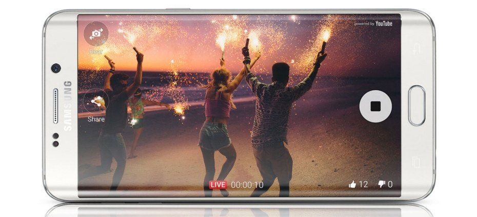 Galaxy S6 Edge Plus cámara