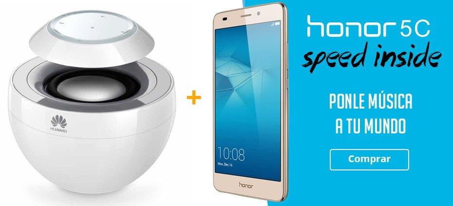 Honor 5C con Huawei Swan gratis