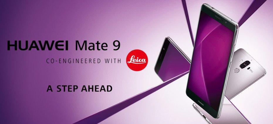 Huawei Mate 9 cámara Leica
