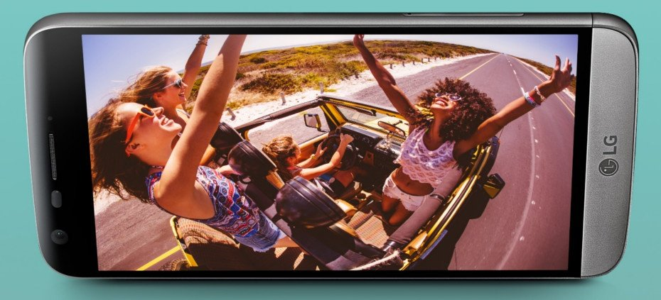 LG G5 SE cámara