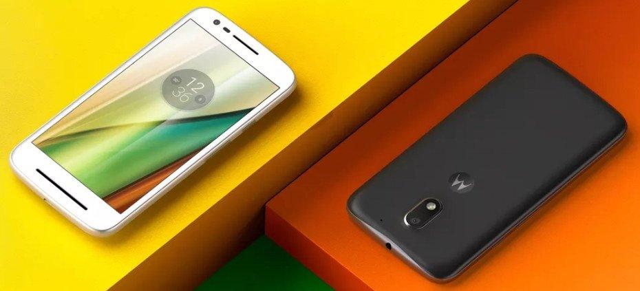 Motorola Moto E3 al mejor precio