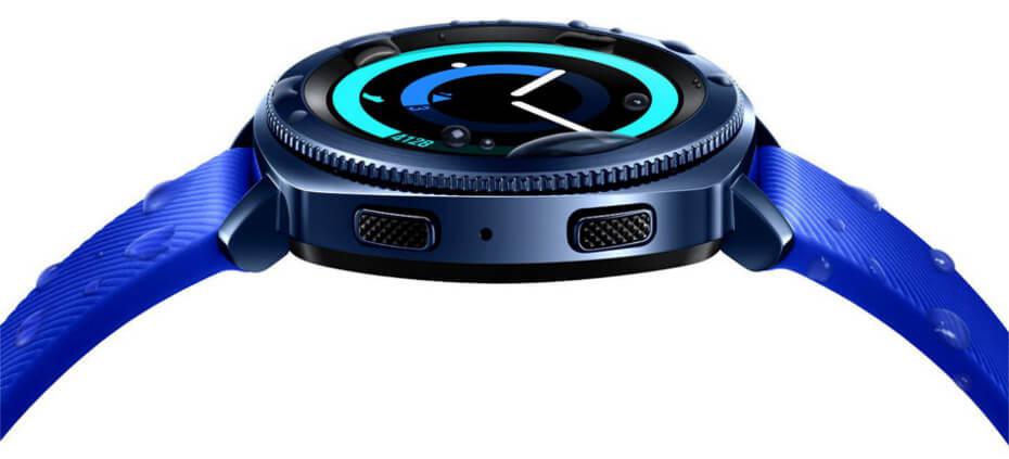 Samsung Gear Sport sumergible