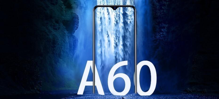 Blackview-A60-azul