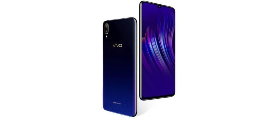 Vivo V11 6/128 GB Negro Dual Sim