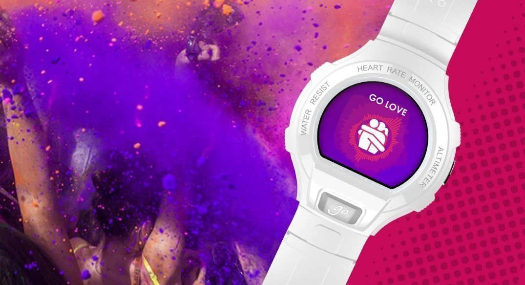 Alcatel GOwatch sumergible