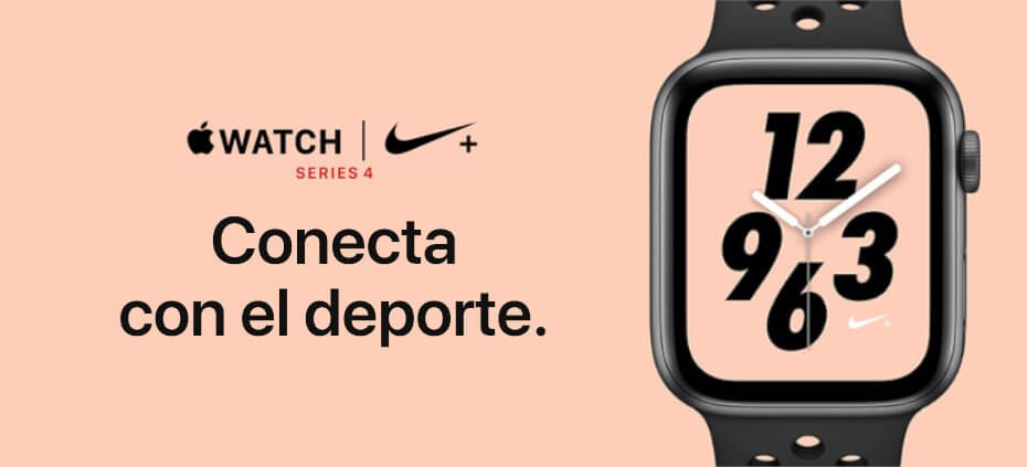 Apple Watch Series Nike+