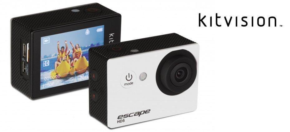 Cámara de acción Kitvision HD5