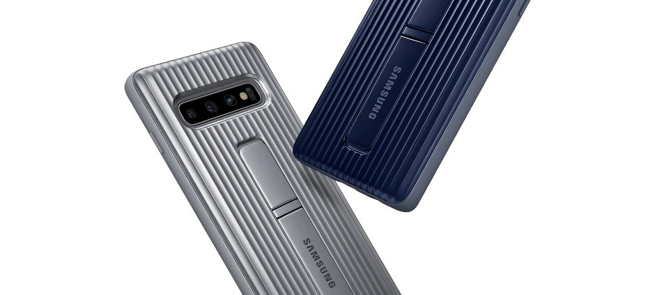 Funda Samsung Protective Standing Cover Galaxy S10