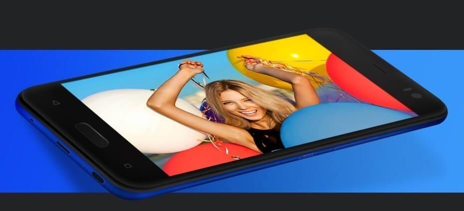 HTC U11 Life diseño