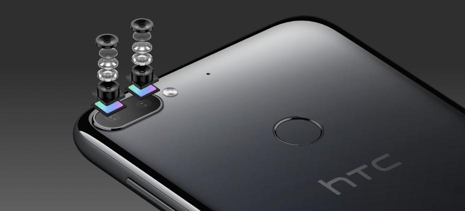 Cámara HTC Desire 12 Plus