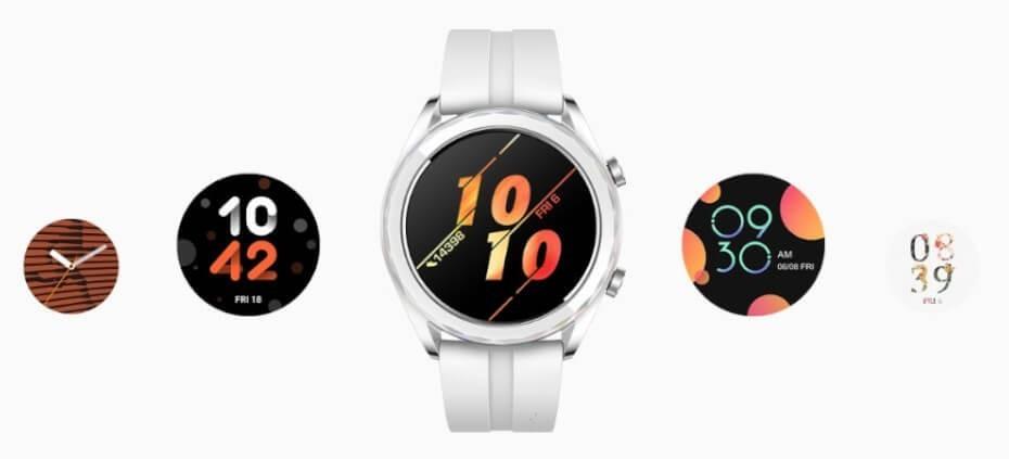 Huawei Watch GT notificaciones