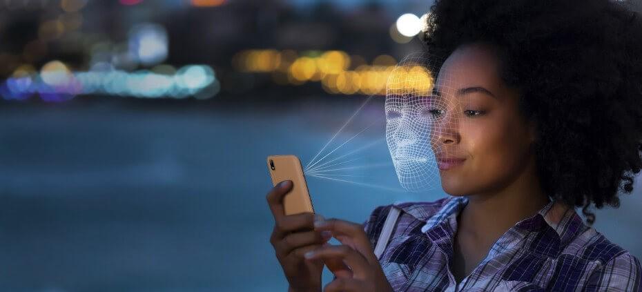 Huawei Y5 2019 desbloqueo facial