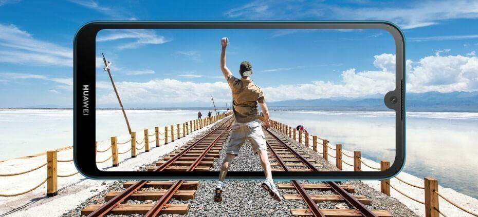 Huawei Y5 2019 pantalla