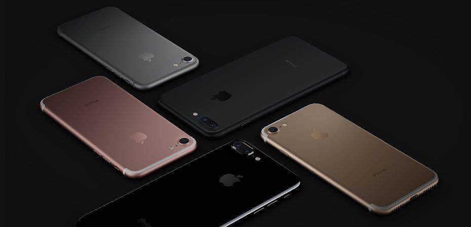 iPhone 7 en MAXmovil con envío gratis