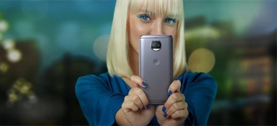Diseño Motorola Moto G5s Plus