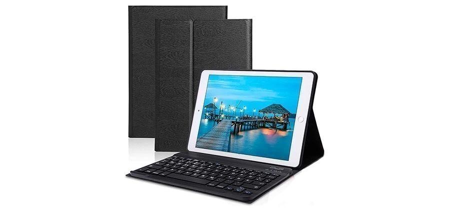 Funda con Teclado iPad