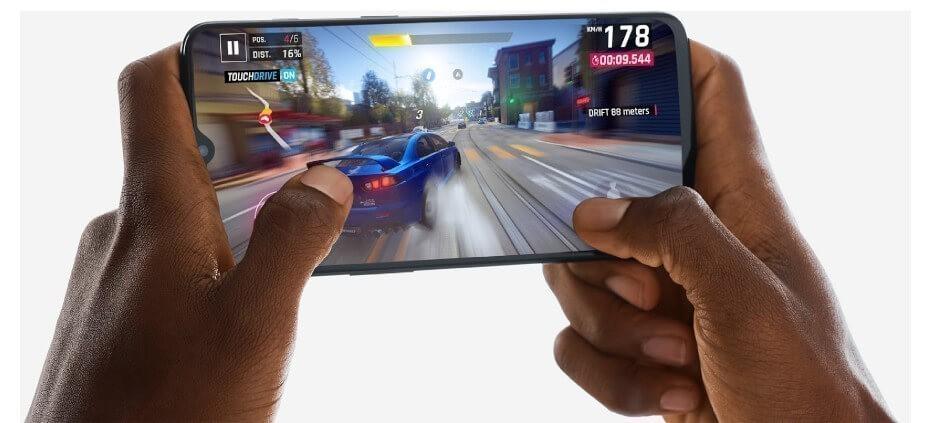 OnePlus 6T gaming