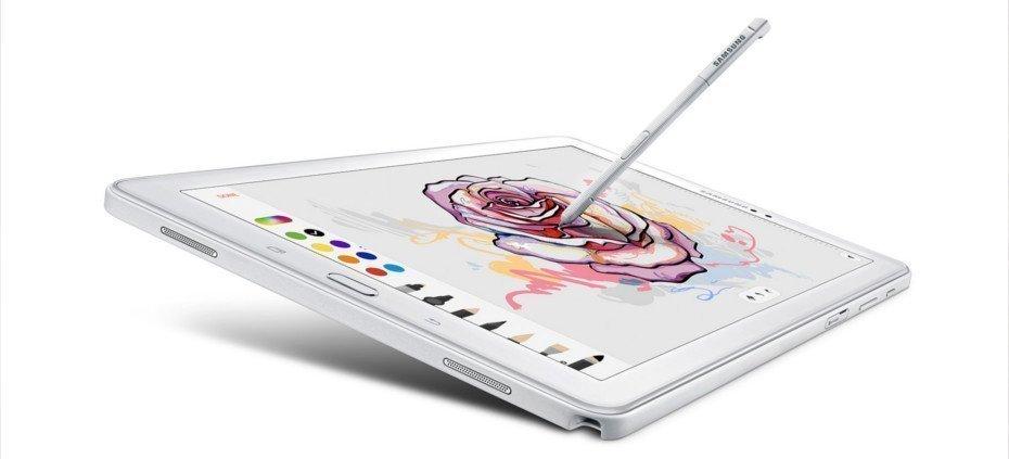 Una tablet Samsung con S Pen