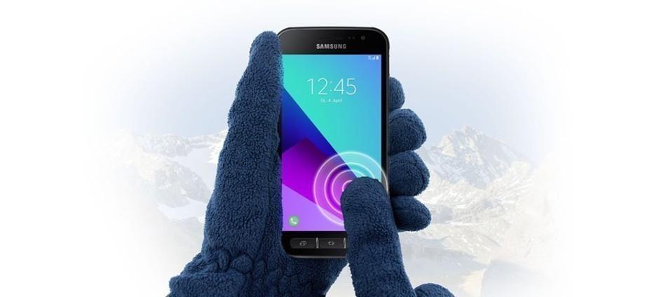 Características del Samsung Xcover 4