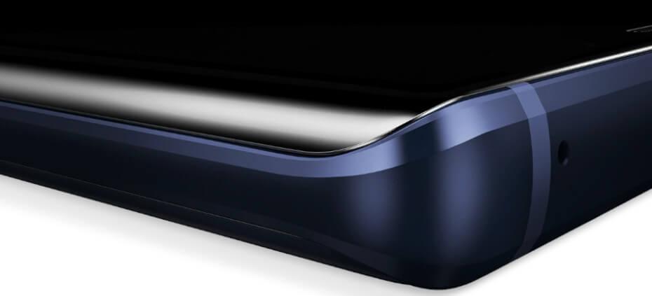 Samsung Galaxy Note 9 diseño