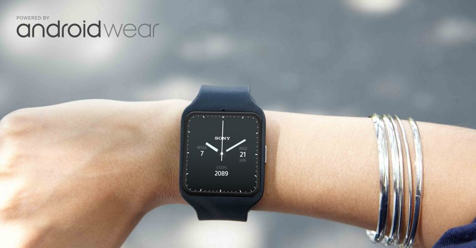 SONY SmartWatch 3 con Android Wear