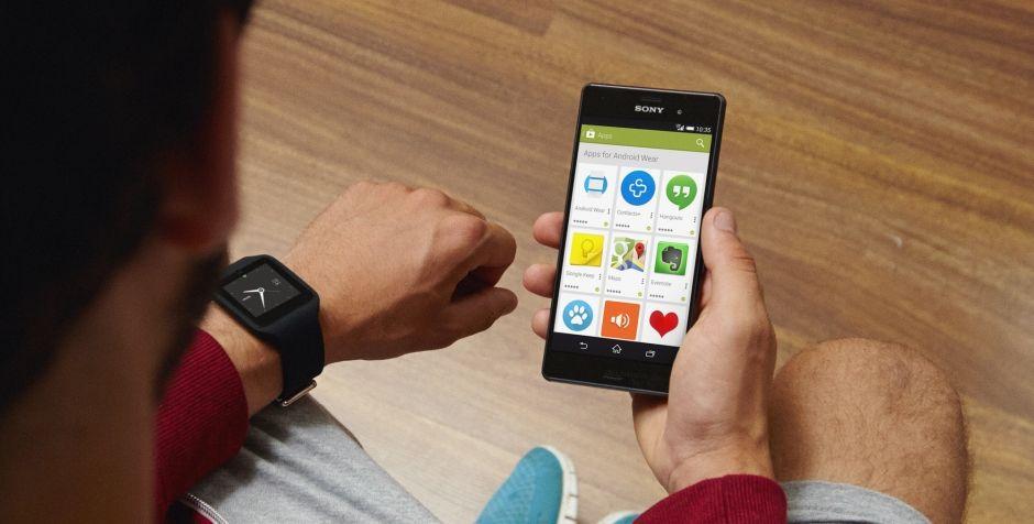 Apps para tu SONY SmartWatch 3
