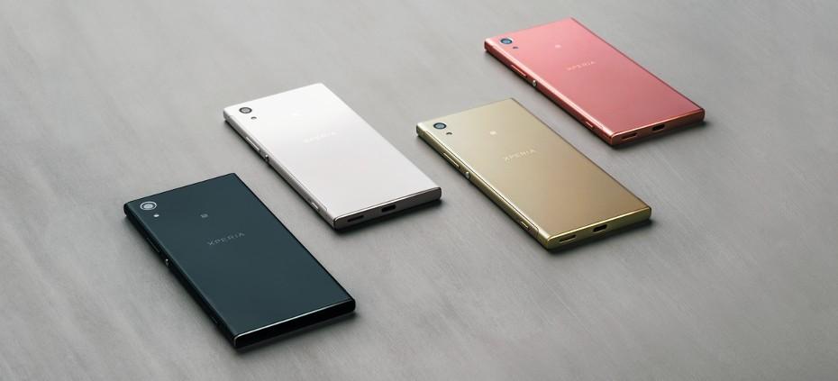 Características del Sony Xperia XA1